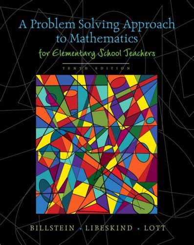 a problem solving approach to mathematics for elementary school teachers 12th edition biography of author rick billstein booking appearances