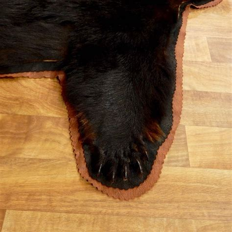 black rug for sale black size rug for sale 17253 the taxidermy store