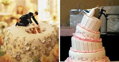 creative wedding cakes 16 hilariously creative wedding cake toppers 6 is the