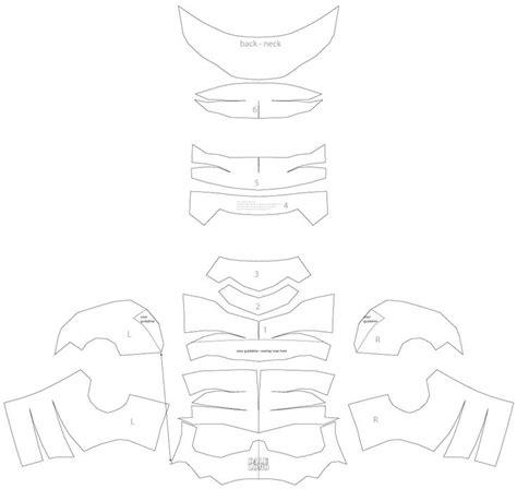 deathstroke armor template deathstroke armor template pchscottcounty