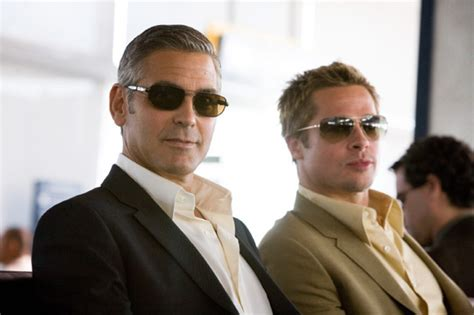 Get Brad And Matts Oceans 13 Shades by Exclusive S 13 Photos Comingsoon Net