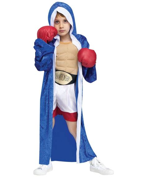 boxer costume chion boxer baby sports costume boys costumes
