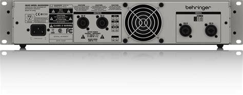 Behringer Portable Lifiers Inuke Nu3000dsp nu3000dsp portable lifiers power lifiers