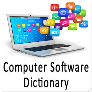 computer software dictionary android apps on google play