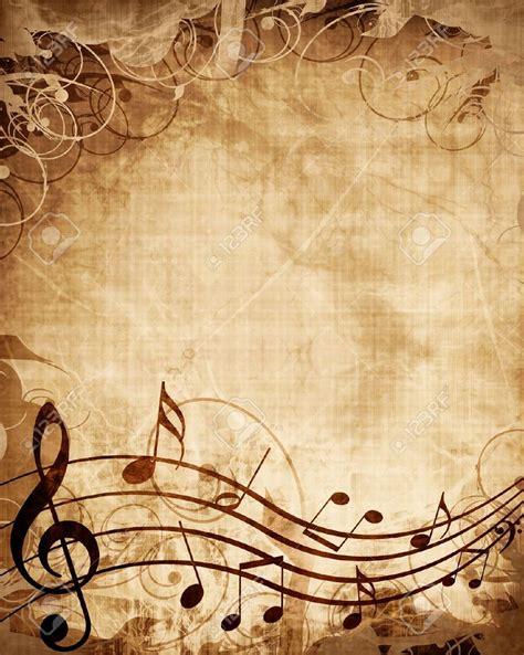 imagenes musicales retro hojas notas musicales buscar con google karen