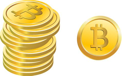 clipart bitcoins