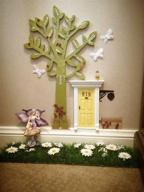 ideas  fairy doors  pinterest fairy tree