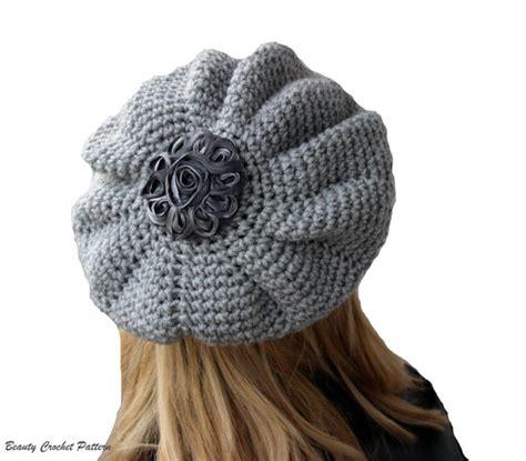 items similar to crochet slouchy items similar to crochet grey slouchy hat crochet