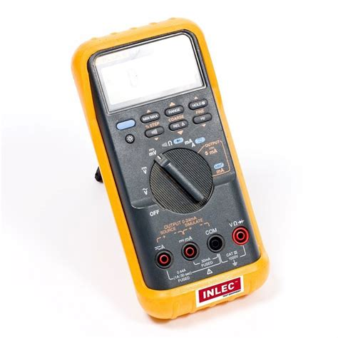 Multimeter Fluke 787 fluke 787 processmeter digital multimeter loop