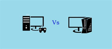 pc and console pc gaming vs console gaming ebuyer