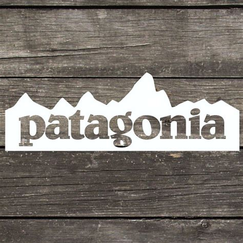 Patagonia Stickers