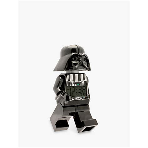 Wars L With Alarm Clock by Buy Lego Wars Darth Vader Alarm Clock Lewis