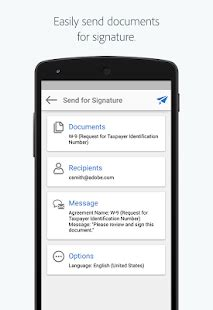 download adobe esign manager dc for android | adobe esign