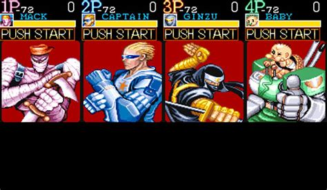 an arcade highlight from gamespot captain commando user screenshot 7 for arcade games