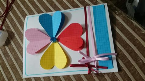 How To Make Handmade Cards At Home - how to make handmade greeting cards diy tutorial
