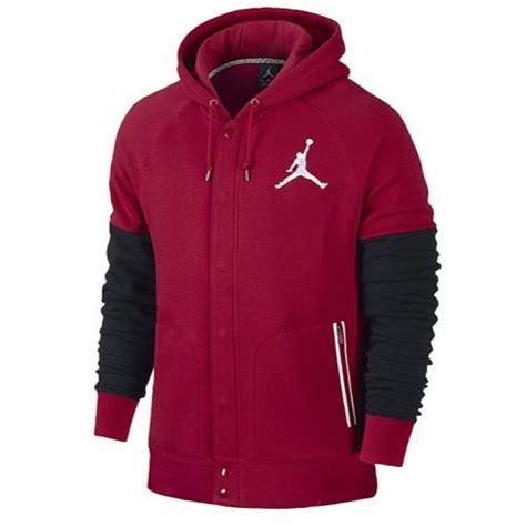Jordanfa Jaket new s by nike varsity hoodie jacket size large