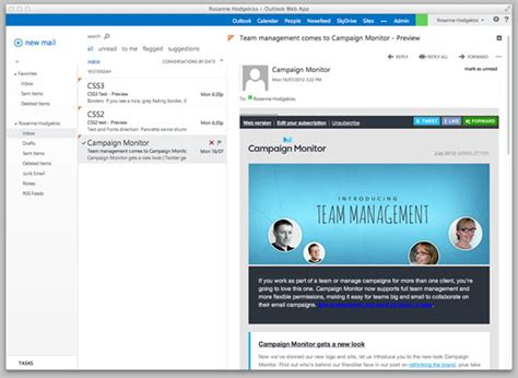 outlook 365 email template a designer s guide to outlook 2013 and office 365
