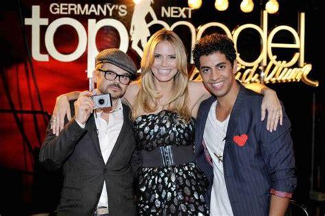wann das erste mal germanys next topmodel 2014