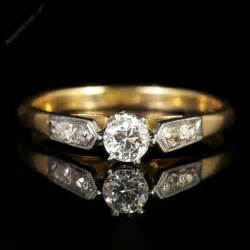 antiques atlas antique edwardian engagement ring