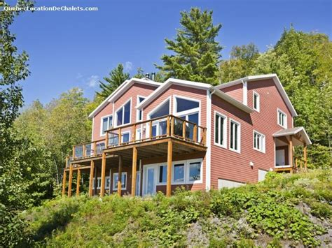 cottage rentals canada cottage rental qu 233 bec charlevoix baie paul house
