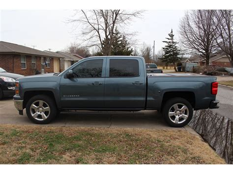 2014 chevrolet silverado 1500 cab 2014 chevrolet silverado 1500 crew cab by owner commerce