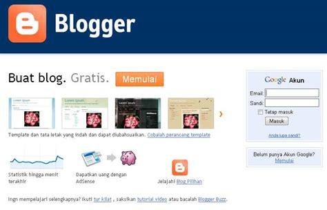 situs membuat blog gratis situs penyedia layanan blog gratis tehnoz