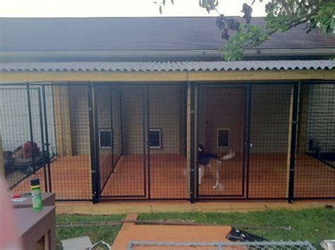 outdoor kennel ideas kennel designs kennel design ideas 00 stuff awesome