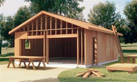 building a workshop things to know to build a garage of your dreams how to