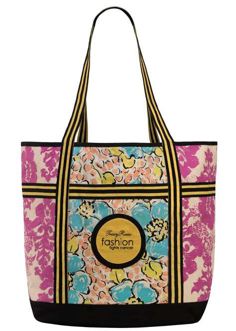 Tracy Reese Tangiers Tote by Fabulous Find Tracy Reese For Fashion Fights Cancer Tote Bags