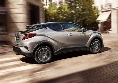 Toyota Which Toyota C Hr Mit Unverwechselbarem Design Auto Reise Creative