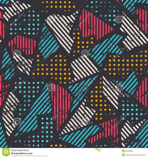 urban pattern photography urban seamless pattern stock illustration image of