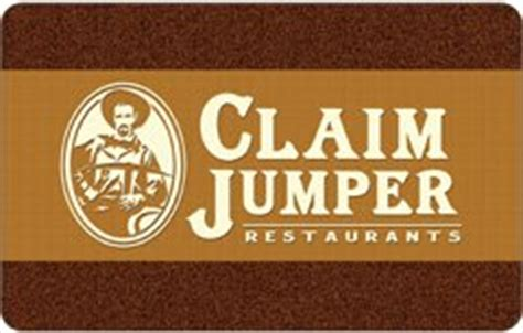 Where Can I Use Claim Jumper Gift Card - amazon com claim jumper gift card gift cards