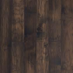 Hardwood Plank Flooring Mountain View Hickory Engineered Hardwood Rustic Plank Flooring