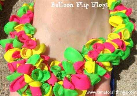 Water Balloon Flip Flops » Home Design 2017