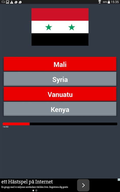 flags of the world quiz screen shot 1 images frompo flags of the world quiz game android apps on google play