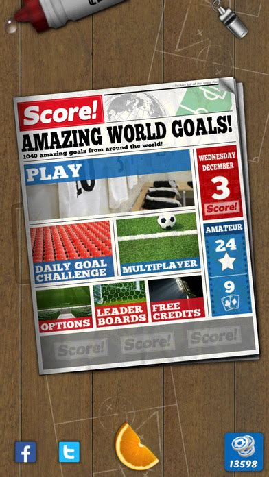 Manchester City Fc For Ipod 4 Touch score world goals per touch publishing ltd
