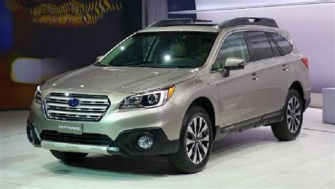 subaru outback 2016 redesign 2016 subaru outback review release date price engine