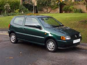 Vw Polo Used Cars For Sale Uk Used Volkswagen Polo Car 2003 Green Petrol 1 4 Cl 3 Door