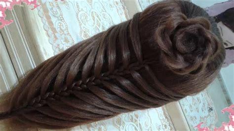 trenzas cabello largo