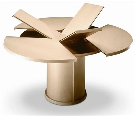 Expanding Tables by Trendy Expandable Round Dining Table By Skovby Digsdigs