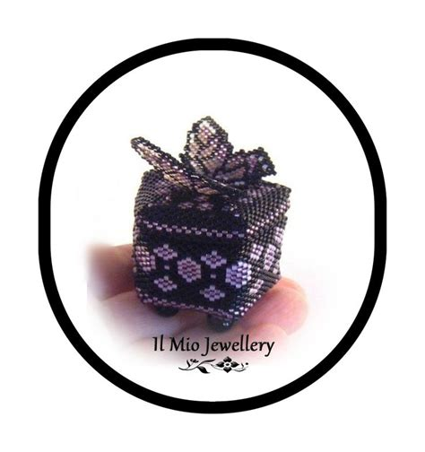 Standart 1 Mio Bead designed and made by me at il mio jewellery bead boxes