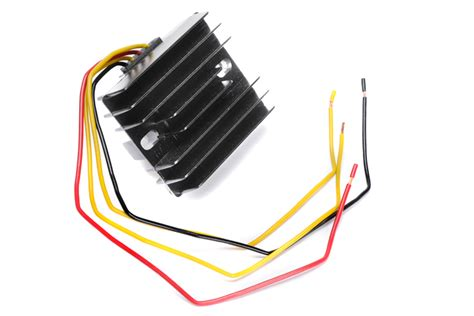 regulator rectifier unit single phase 12volt 200watt replaces problematic zener diode and