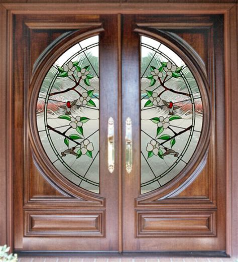 This Custom Front Exterior Entry Dbyd 1006 Is Made Of Beveled Glass Front Doors