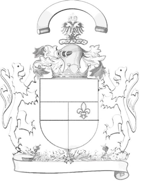 Coat Of Arms Wikipedia Personal Coat Of Arms Template