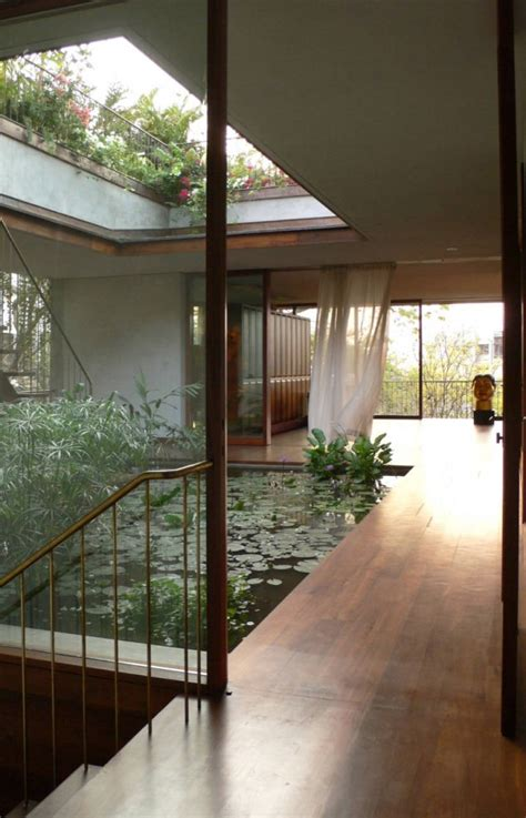 serene house serene house with courtyard pond