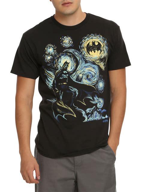T Shirt Batman Juku Series dc comics batman starry t shirt