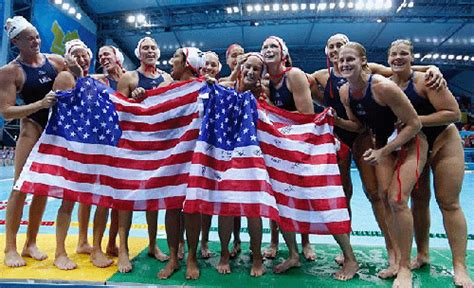 water polo planet index page 2008 womens olympic water polo schedule and results