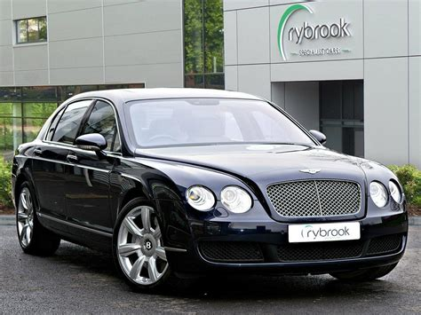 2005 bentley flying spur used 2005 bentley flying spur 6 0 4dr for sale in avon