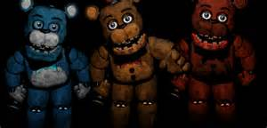 The circus bears by freddyfredbear on deviantart