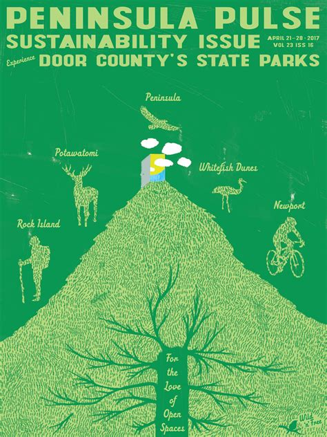 Door County Pulse by 2017 Sustainability Issue How Sustainable Are Our State